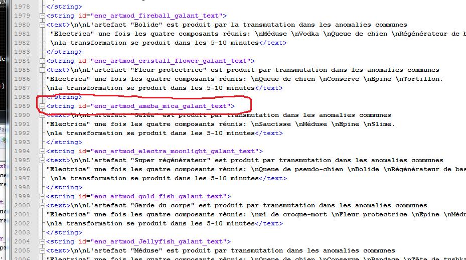 Log d'erreur dmx 1.3.4 Captur16