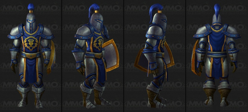 Stormwind Legends Guard armour changes Stormw13