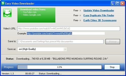 Easy Video Downloader 437-jt10