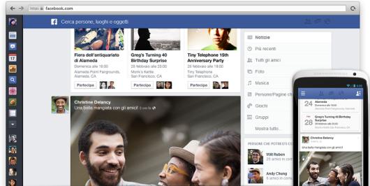 Facebook prezanton grafikën e re të faqes [Video] 73442610