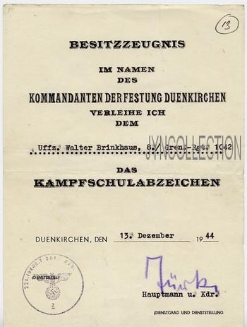 Vos décorations militaires, politiques, civiles allemandes de la ww2 - Page 8 Dk003111