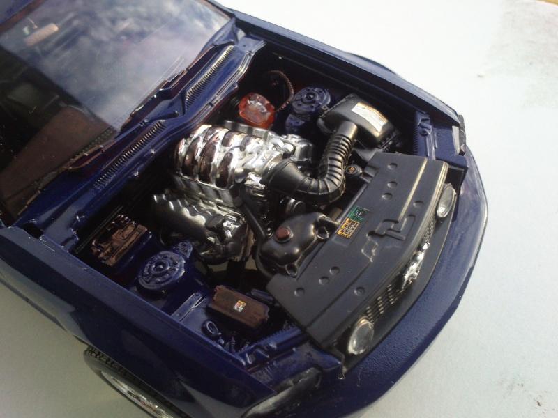 Mustang gt 2005 revell Dsc_0160