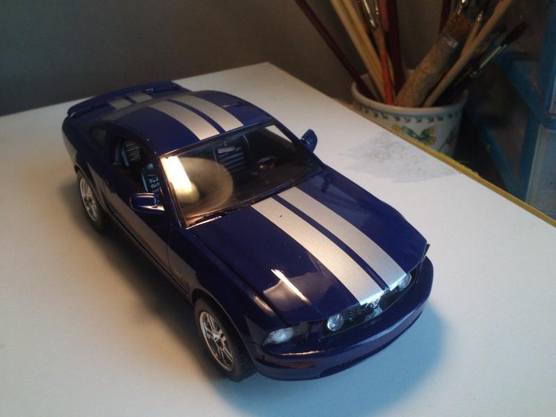 Mustang gt 2005 revell Dsc_0161
