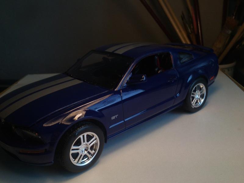Mustang gt 2005 revell Dsc_0162