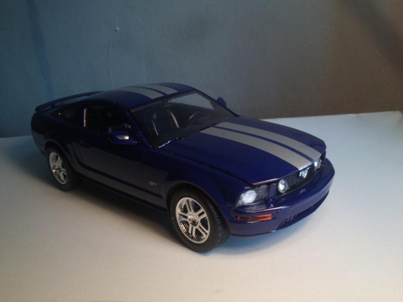 Mustang gt 2005 revell Dsc_0163