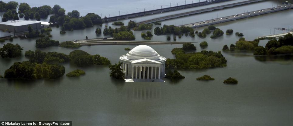 Shkencëtarët: Amerika do të shkatërrohet (Foto) 11910