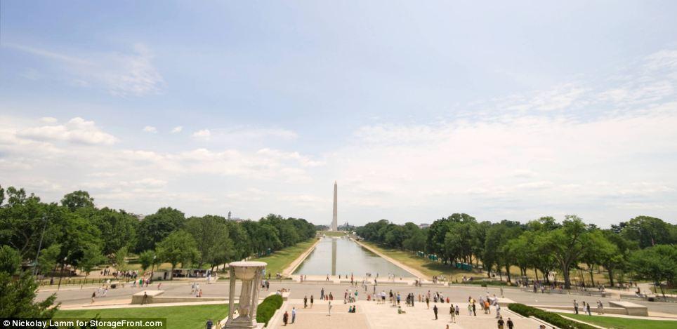 Shkencëtarët: Amerika do të shkatërrohet (Foto) 3510