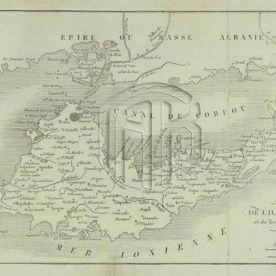 Arkivat greke: Shqipëria është deri në Prevezë 58001810