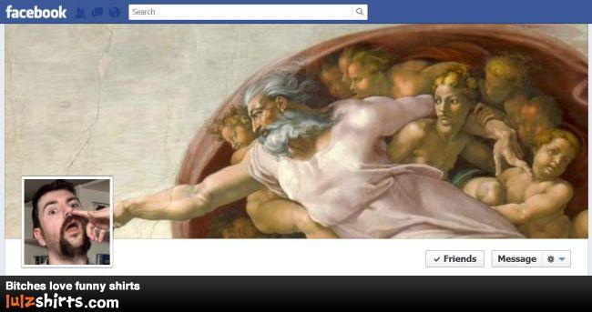 Covera per facebook... loOl :D Funny210