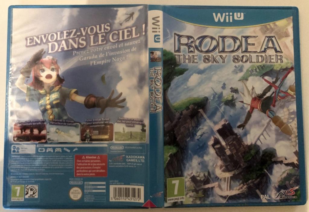Tyler's collec: En route vers une WiiUventure! (mais pas que) Rodea013
