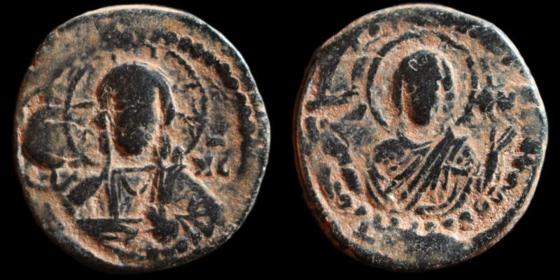 Byzantivm - l'histoire de l'empire byzantin et ses monnaies  - Page 5 1061-r10