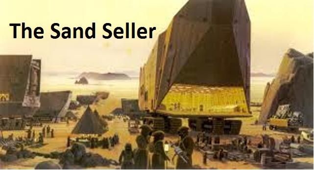 Sand Seller