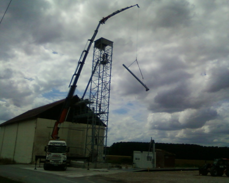 Les grues de SOMMALEV (France) - Page 3 Photos22