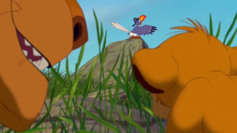 The Chronicles of Disneyland I(WIP) Lion-k11