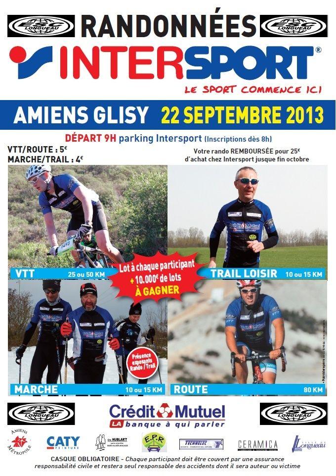[80] Amiens Glisy le 22 Septembre Randonnées Intersport Rando11