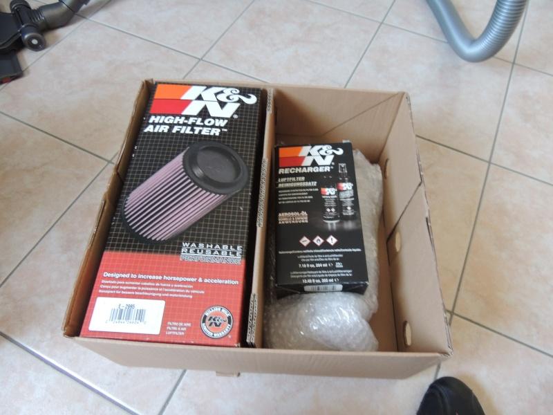 filtre à air K&N Dscn6911
