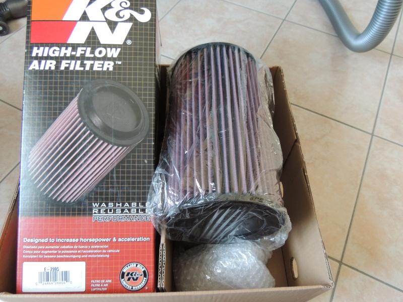 filtre à air K&N Dscn6912