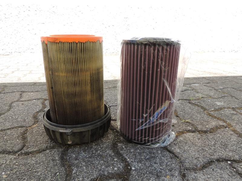filtre à air K&N Dscn6918