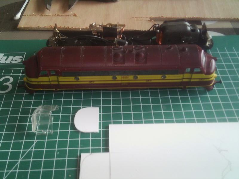 conducteur de loco Dc002314
