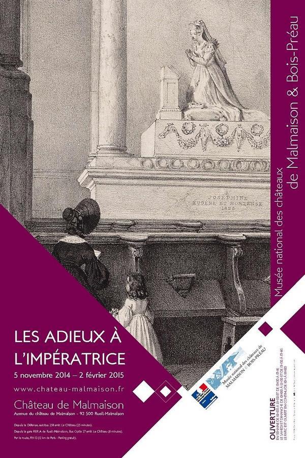 Exposition Les adieux à l'Impératrice (11/2014-02/2015) Expoma10