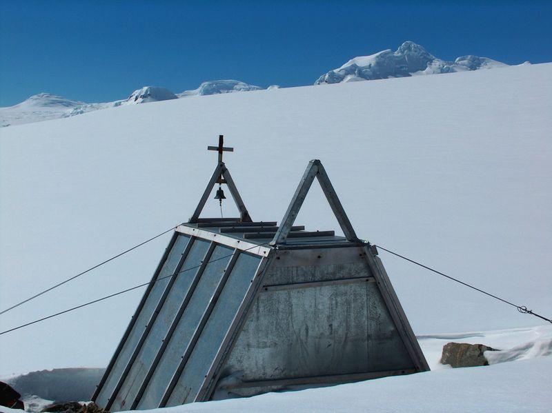 Un église Russe Orthodoxe en Antarctique Chapel10