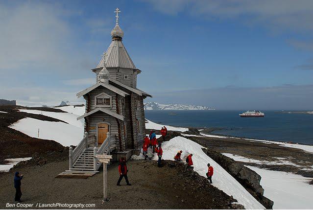 Un église Russe Orthodoxe en Antarctique Eglise10