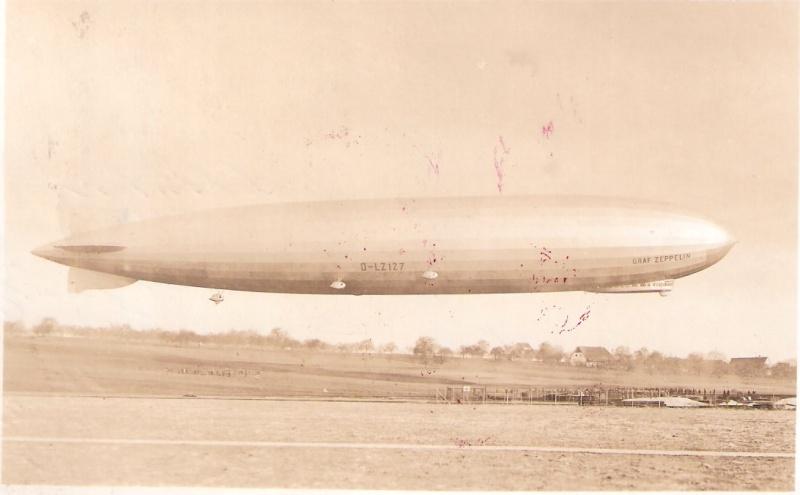 """Südamerikafahrt 1930 (Rundfahrt-) Post nach Friedrichshafen"""" - Seite 5 Scanne11"""