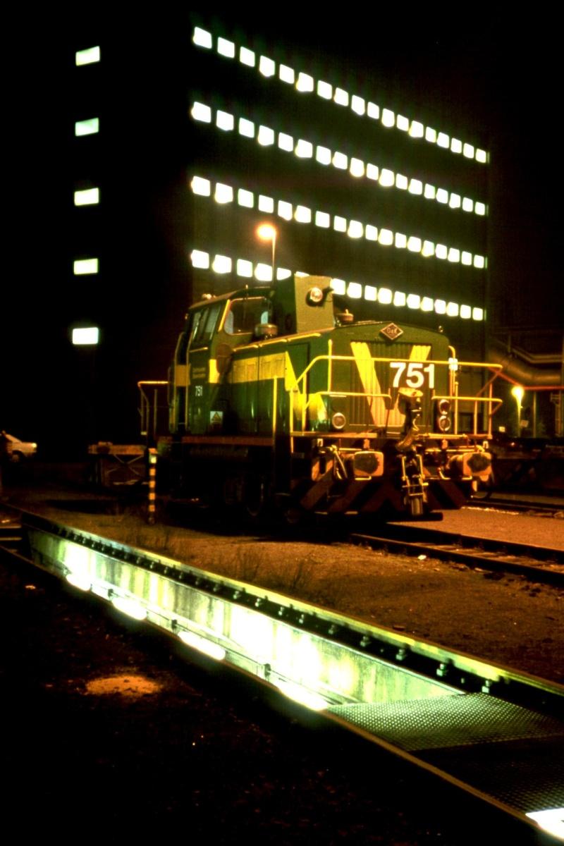 Mein Fotoalbum aus meiner aktiven Zeit bei einer Industrieeisenbahn - Seite 2 009510