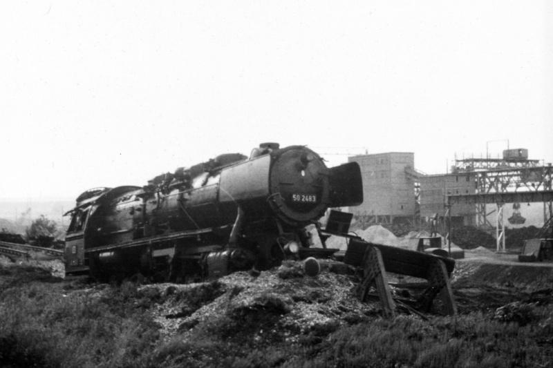Mein Fotoalbum aus meiner aktiven Zeit bei einer Industrieeisenbahn - Seite 3 018610