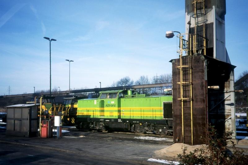 Mein Fotoalbum aus meiner aktiven Zeit bei einer Industrieeisenbahn - Seite 2 023310