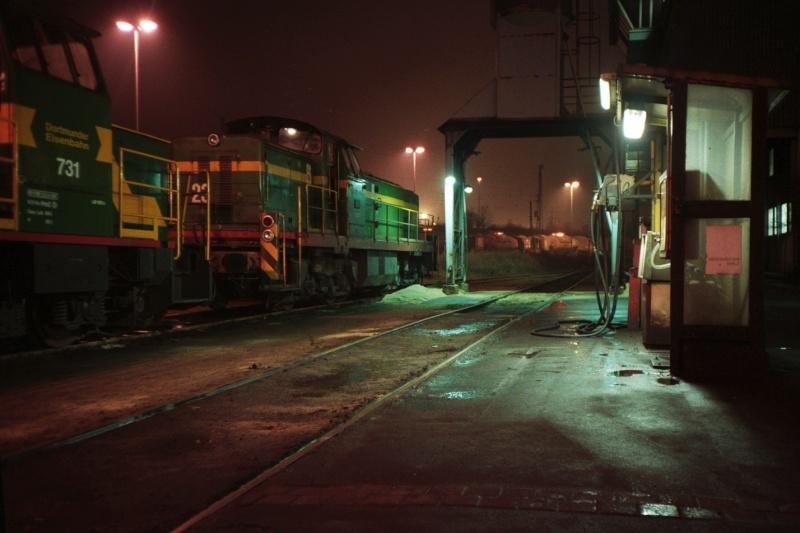 Mein Fotoalbum aus meiner aktiven Zeit bei einer Industrieeisenbahn - Seite 2 023410