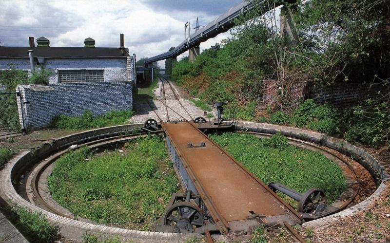 Mein Fotoalbum aus meiner aktiven Zeit bei einer Industrieeisenbahn - Seite 3 024810