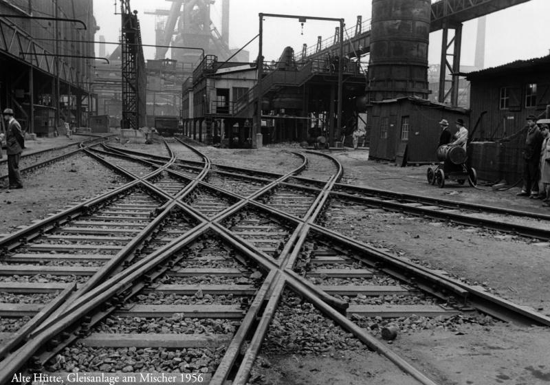 Mein Fotoalbum aus meiner aktiven Zeit bei einer Industrieeisenbahn - Seite 3 065010