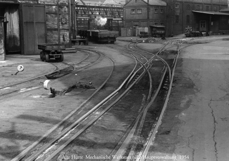 Mein Fotoalbum aus meiner aktiven Zeit bei einer Industrieeisenbahn - Seite 3 065210
