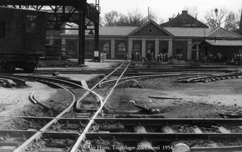 Mein Fotoalbum aus meiner aktiven Zeit bei einer Industrieeisenbahn - Seite 3 065310