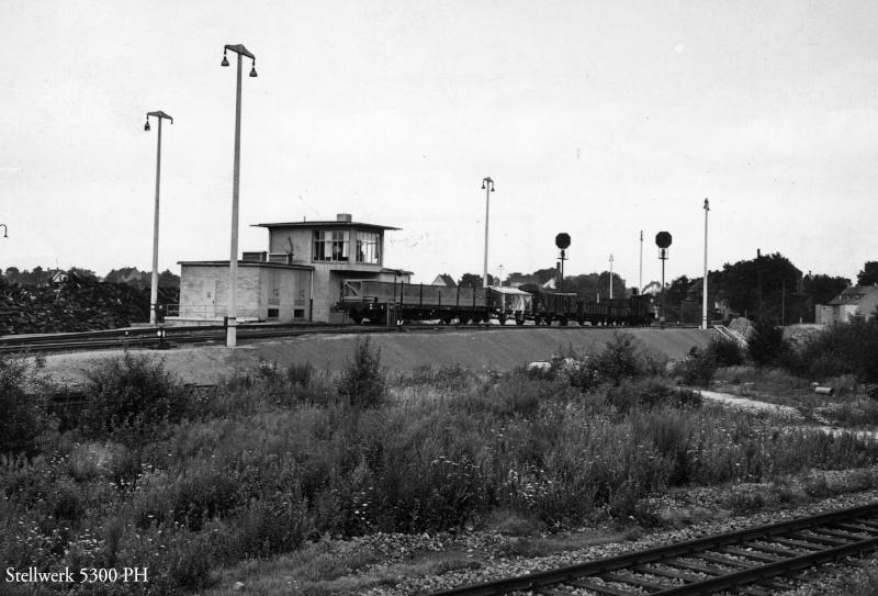 Mein Fotoalbum aus meiner aktiven Zeit bei einer Industrieeisenbahn - Seite 2 065711