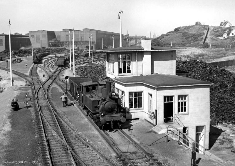 Mein Fotoalbum aus meiner aktiven Zeit bei einer Industrieeisenbahn - Seite 2 065910