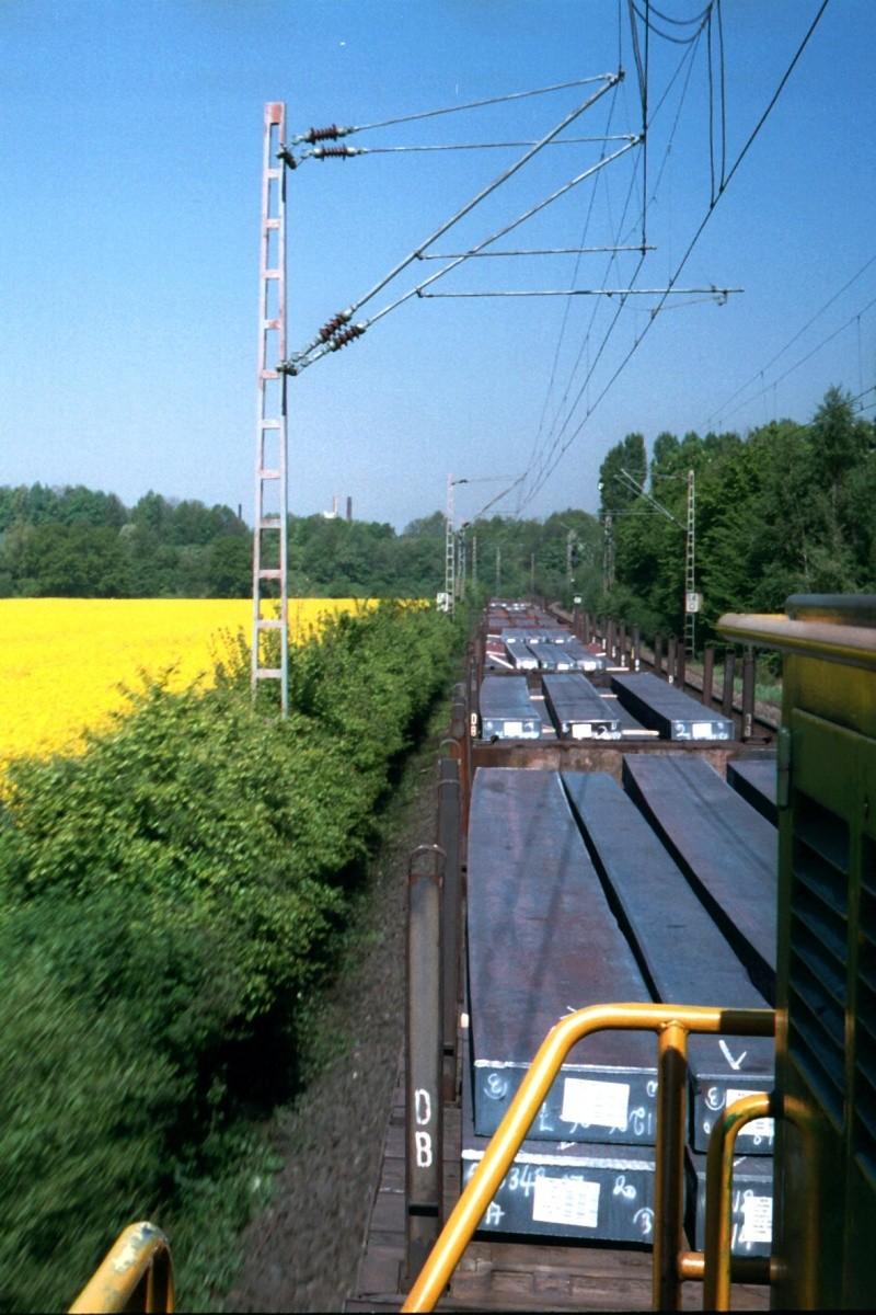 Mein Fotoalbum aus meiner aktiven Zeit bei einer Industrieeisenbahn - Seite 3 084510