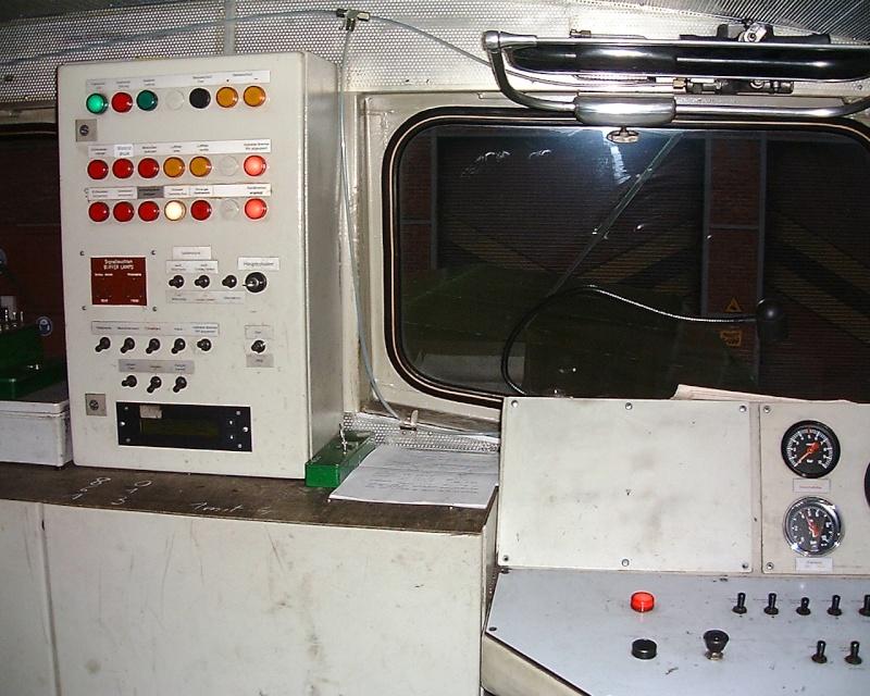 Mein Fotoalbum aus meiner aktiven Zeit bei einer Industrieeisenbahn - Seite 2 V100-510