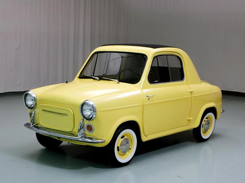 Microcar et voitures électriques 53956510