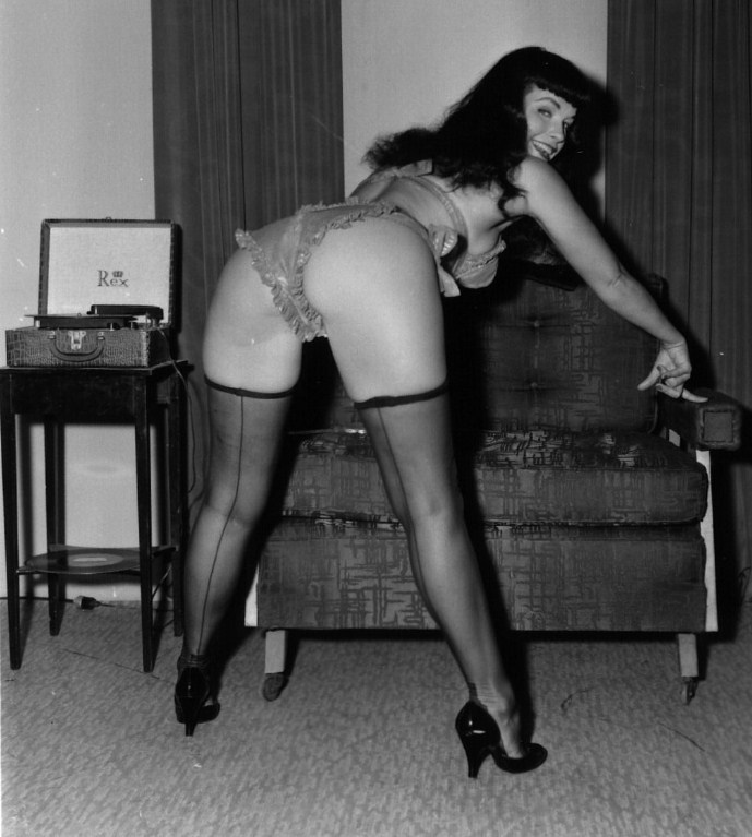 Betty Page Tumblr11