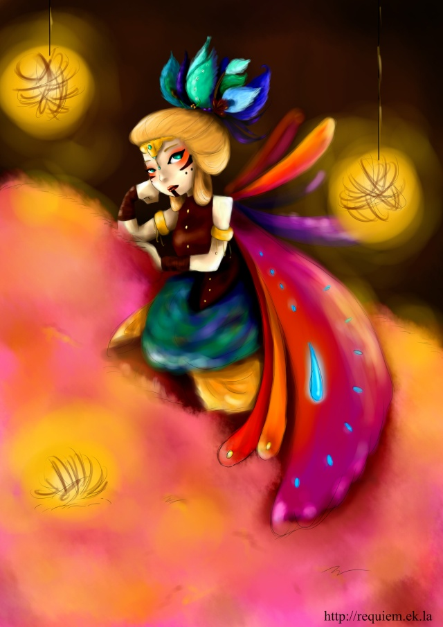 Galerie de Rainbow Fairy10