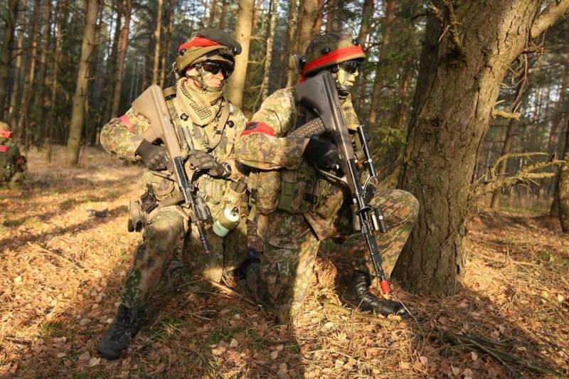 Armée Luxembourgeoise. 3010