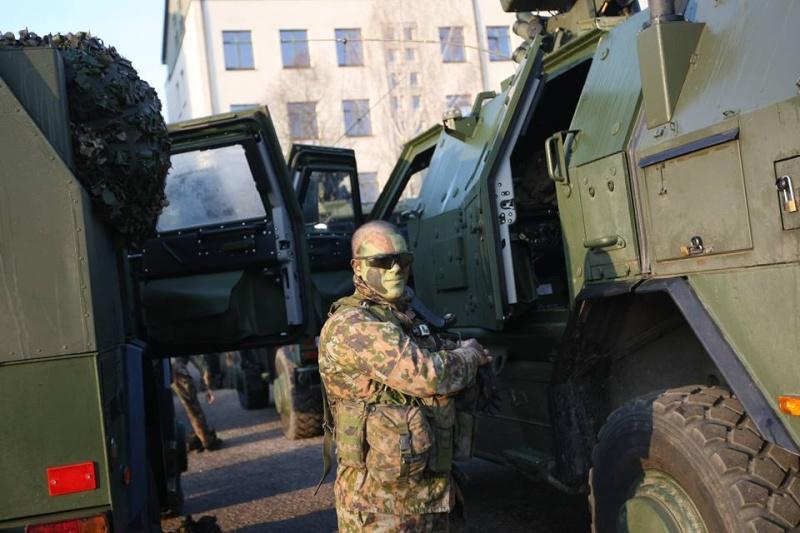 Armée Luxembourgeoise. 3210