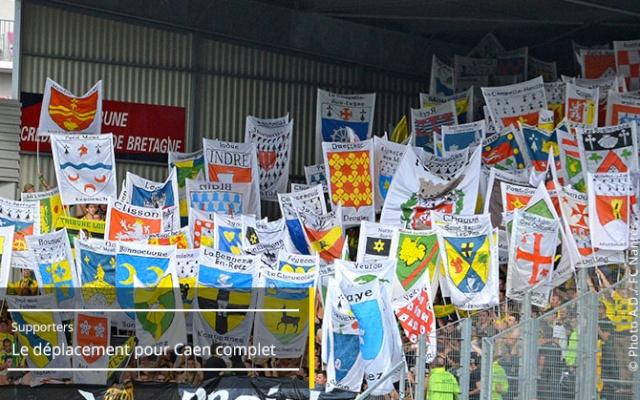 SM Caen - FC Nantes  13ème journée de Ligue 1 - Samedi 8 novembre 2014, 20h - Stade Michel D'Ornano Deplac10