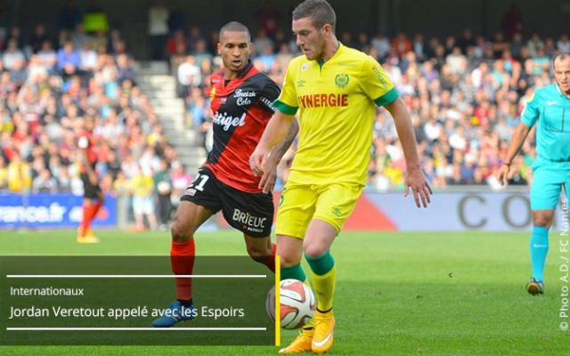 SM Caen - FC Nantes  13ème journée de Ligue 1 - Samedi 8 novembre 2014, 20h - Stade Michel D'Ornano Vereto10