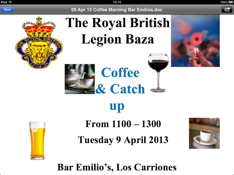 Royal British Legion Image44