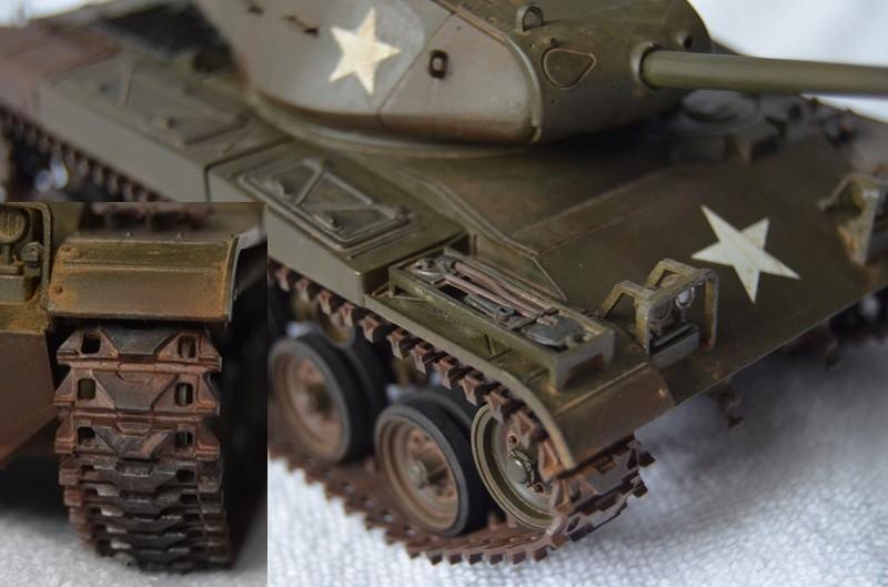 M41 Walker Bulldog (Tamiya 1/35) Véhicule Fini ! - Page 2 Dsc_0012
