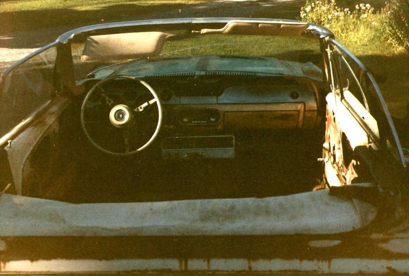La Mustang 1967 du membre Renald Remillard 1996-210