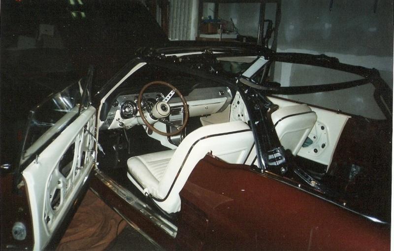 La Mustang 1967 du membre Renald Remillard 2003-031
